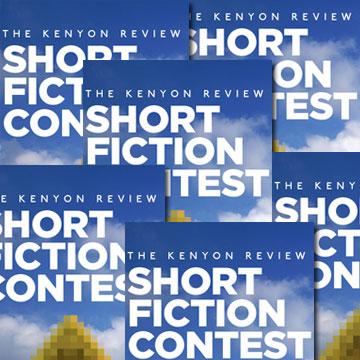 The 2013 Kenyon Review Short Fiction Contest
