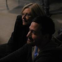 Justin Kassab with Kaylie Jones